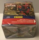 PANINI MARVEL ULTIMATE SPIDER-MAN STICKER BOX - 50 PACKS OF STICKERS - READ