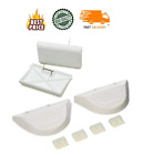 Wing Flap Shoe Kit Parts For Hayward Navigator Vac for Hayward Pool Cleaners