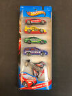 Hot Wheels HW City Police Pursuit 5 Pack X9852 NEW 2012 Sealed in Box