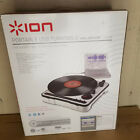 ION Auido Portable USB Turntable w Software  Built In Speaker