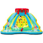 Inflatable Mighty Water Slide Park Bouncy Splash Pool Climbing Wall Kids Gift