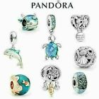 UK New Genuine Silver Pandora Ocean Charm ALE S925  With Gift Box+AAAA