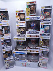 Assorted FUNKO POP Movies and Games Vinyl Figures - New in Box *Pick a POP!*