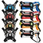 kidpal Infrared Laser Tag Upgraded Blasters Gun Toys with Vest Infrared Battle