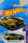 Hot wheels Super Treasure Hunt 2020 Ford Mustang Shelby GT500 Gold STH