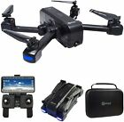RC Drone for Adults 4K FHD Selfie Gesture WiFi Camera GPS 2 DAY DELIVER