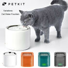 PETKIT Automatic Pet Water Fountain Dispenser Auto Cat Dog Drinking Bowl 4 Color