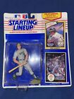 Starting Lineup Jose Canseco 1990 action figure with Collectors & Rookie Card