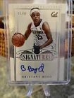 Brittany Boyd AUTO 2015 National Treasures RC Signatures /99 Cal Golden Bears