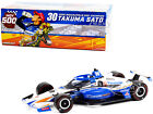 DALLARA INDYCAR 30 T SATO INDIANAPOLIS 500 CHAMPION 2020 1 18 GREENLIGHT 11101