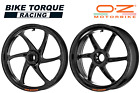 OZ Gass RS A Black Forged Alloy Wheels to fit Ducati 1000 Paul Smart ALL