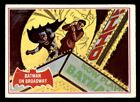 1966 Topps Batman A Series Red Bat Trading Cards 16