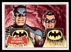 1966 Topps Batman A Series Red Bat Trading Cards 3