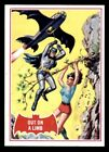 1966 Topps Batman A Series Red Bat Trading Cards 21