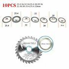 10x pack Saw Cutting Washer Inner Hole Adapter Ring Blade Aperture Change Washer