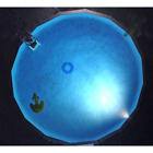 Multicolor Underwater Light for Above Ground Pool Built In Timer  Auto shut Off