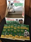 2013 TOPPS HERITAGE WAX PACK LOT OF (6) HOBBY PACKS&BOX MINT UNOPENED CONDITION!