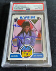 Lark Voorhies Signed Autograph Saved By The Bell Custom Card PSA DNA 1 Lisa