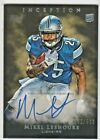 2011 Topps Inception Football 17