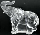 Waterford Crystal Elephant Paperweight Glass Ireland FreeSH
