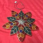 Bougainvilla Flower Shaped Colored Hanging Light
