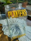 Vintage PLANTERS MR PEANUT Jar Circa 1940s Streamline glass