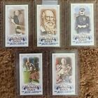 Unannounced 2015 Topps Allen & Ginter Mini Inserts Have a Healthy Focus 24