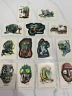 1965 Topps Ugly Stickers Trading Cards 16