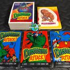 1988 Topps Dinosaurs Attack Trading Cards 38