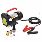 DC 12V 10GPM 155W Electric Diesel Oil  Fuel Transfer Extractor Pump Motor