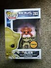 Funko Pop! Movies Independence Day ID4 Alien Common + Chase Limited Edition #283
