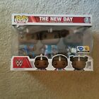 Funko Pop WWE 3 Pack New Day Booty O's FYE EXCLUSIVE