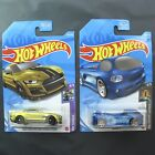 2021 HOT WHEELS SUPER TREASURE HUNT FORD MUSTANG SHELBY GT500 + Deora II TH