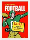 1960 Topps Football Cards 30