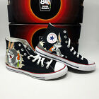 NEW Converse Bugs Bunny Chuck Taylor All Star Hi 169225C Shoe Sneaker Mens Size
