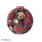 💕 FLIX CANDY POP UPS LOLLY POP SET OF 4 MICKEY MOUSE CHRISTMAS HOLIDAY 40g L8