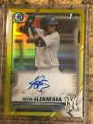 Ultimate 2021 Bowman Chrome Autographs Checklist, Team Set Guide and Hot List 124
