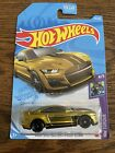 2021 HOT WHEELS SUPER TREASURE HUNT 2020 FORD MUSTANG SHELBY GT 500 GOLD