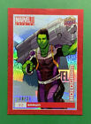 2018-19 Upper Deck Marvel Annual Trading Cards 25
