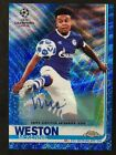 2020-21 Topps Merlin Collection Chrome UEFA Champions League Europa League Soccer Cards 11