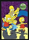 2000 Inkworks THE SIMPSONS: THE 10th ANNIVERSARY Complete Card Set 1-81 + Thingy