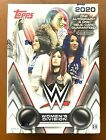 2020 Topps WWE Women's Division Wrestling Hobby Box FREE PRIORITY MAIL SHIPPING!