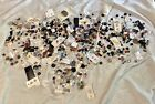 BUTTONS GALORE BIG LARGE HUGE 4+ LBS LOT VINTAGE COLLECT CRAFT SEWING