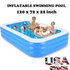 Inflatable Paar Paddling Summer Pools Large Family Swimming Pool Outdoor Garden
