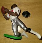 1992 Andre Rison Atlanta Falcons Starting Lineup open figure with Helmet Mint