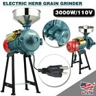 Electric Grinder Mill Grain Corn 3000W Wheat Feed Flour Dry Cereal Machine USA