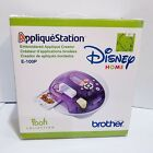 Brother Embroidery Applique Station E 100P Winnie Pooh Designs Thread Cartridge