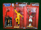New Shaq O'Neal Los Angeles Lakers Alonzo Mourning Miami Heat Action Figures
