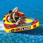 Tube Towable Rider Inflatable Boat Water Boating Sports Lakes Oceans 1 2 Person