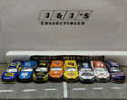 Lot of 8 Ford Nascar Racing 164 Diecast
